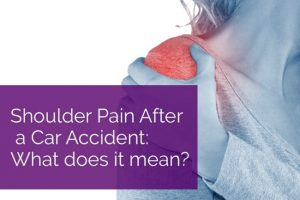 Car accident in Dallas? You may be surprised to learn that shoulder injuries, like whiplash injuries, are some of the most common challenges after a car accident.