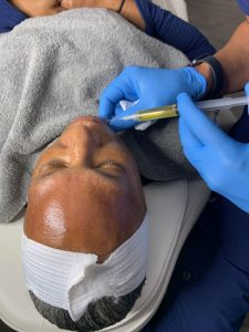 Using Your Body's Natural Ability to Heal Itself with PRP Treatments