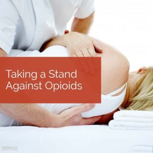 Taking a Stand Against Opioids